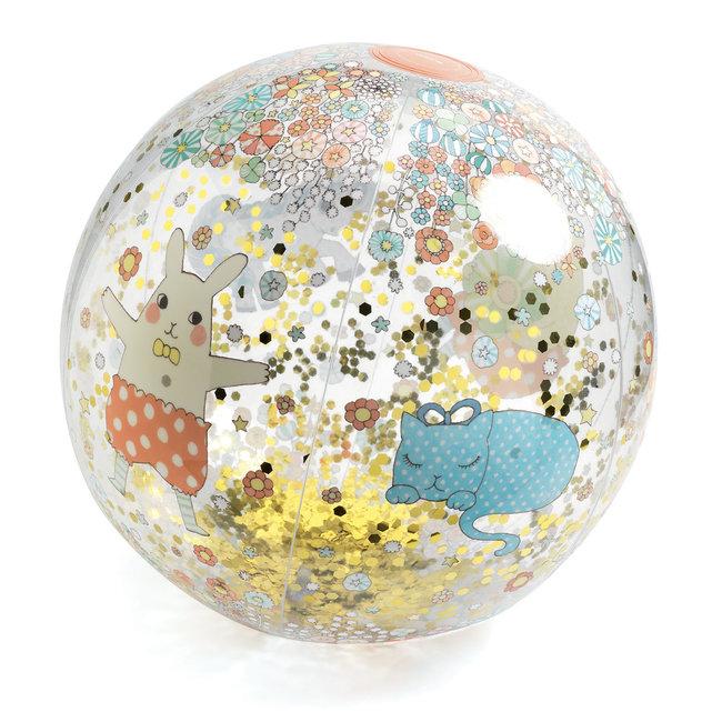 Djeco Djeco - Ball 35 cm, Kawaii