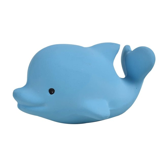 Tikiri Tikiri - Rattle and Bath Toy, Dolphin