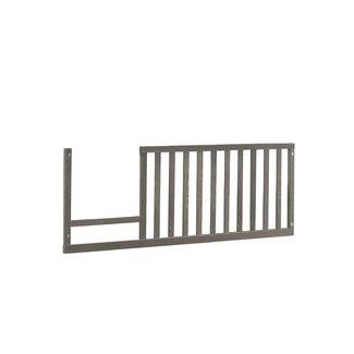 Natart Juvenile Natart Rustico - Toddler Gate for Convertible Crib