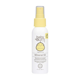 SunBum SunBum, Baby Bum - SPF 50 Mineral Sunscreen Spray