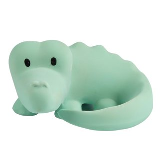Tikiri Tikiri - Rattle and Bath Toy, Crocodile
