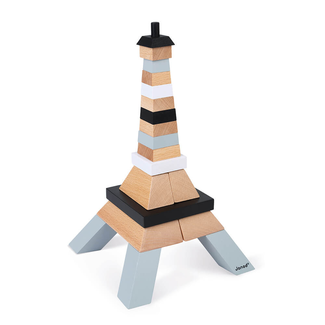 Janod Janod - Build-It-Yourself Wooden Eiffel Tower
