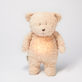 Moonie Moonie - Humming Friend with Night Lamp, Sand Bear