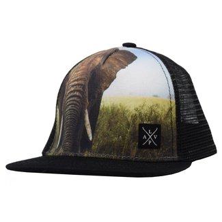 L&P L&P - Elephant Cap, Black