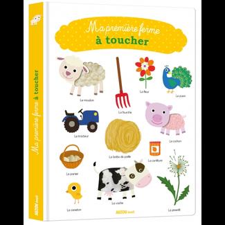 Auzou Auzou - My First Farm Touch Book