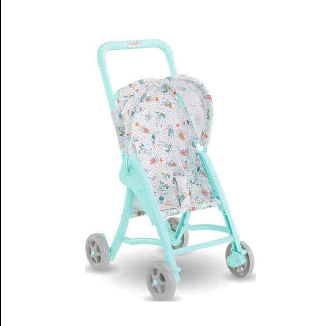 Corolle Corolle - Baby Doll Stroller, Mint