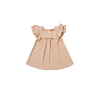 Quincy Mae Quincy Mae - Flutter Dress, Petal