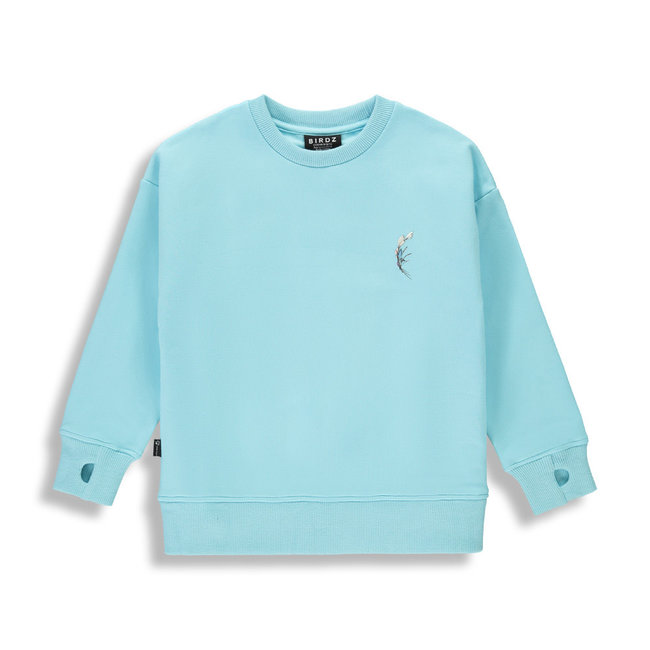 Birdz Children & Co Birdz - Kid Sweater, Blue