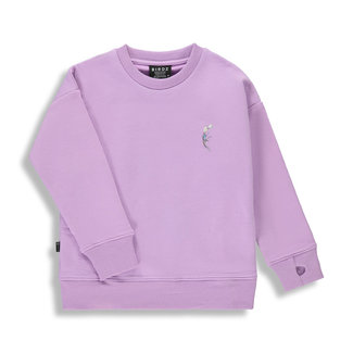 Birdz Children & Co Birdz - Kid Sweater, Lilac