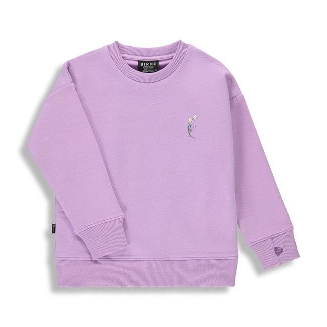 Birdz Children & Co Birdz - Kid Sweater, Lilac