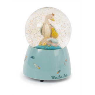 Moulin Roty Moulin Roty - Musical Snow Globe, Le Voyage d'Olga