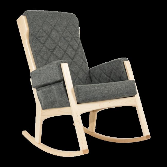 Dutailier Dutailier, Margot - Glider Chair, Natural Ash Grey, Stock Program