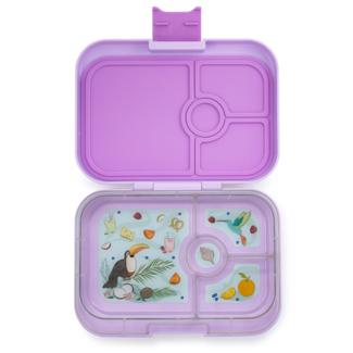 Yumbox Yumbox - Panino Bento Box 4 Compartments, Lila Purple
