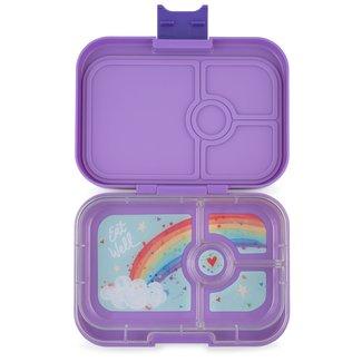 Yumbox Yumbox - Panino Bento Box 4 Compartments, Dreamy Purple