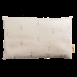 Maovic Maovic - Buckwheat Pillow, Green Sage Birds