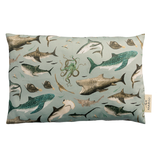 Maovic Maovic - Oreiller de Sarrasin, Requins