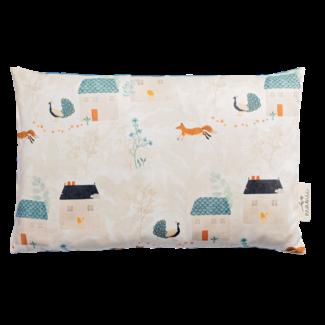 Maovic Maovic - Buckwheat Pillow, Little Houses