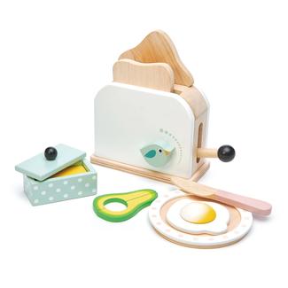 Tender Leaf Toys Tender Leaf Toys - Breakfast Toaster Set