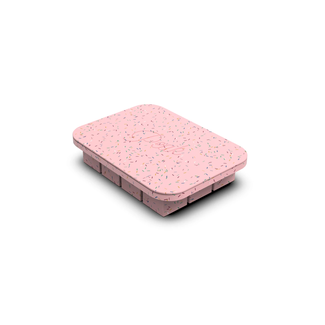 W&P Design W&P Design - Everyday Ice Tray, Speckled Pink
