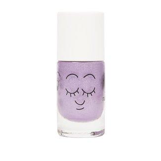 Nailmatic Nailmatic - Water-Based Nail Polish, Piglou, Purple Glitter