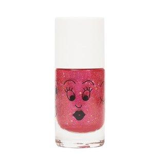 Nailmatic Nailmatic - Water-Based Nail Polish, Sissi, Pink Glitter