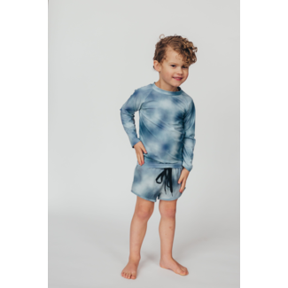 Current Tyed Clothing Current Tyed Clothing - Rashguard Owen