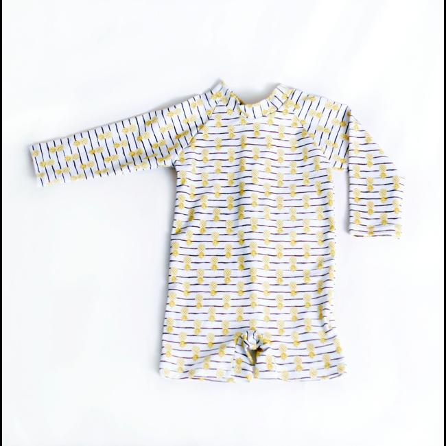 Current Tyed Clothing Current Tyed Clothing - Reversible Sunsuit Maia