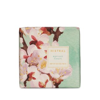 Mistral Mistral - Apricot Fleuri Exquisite Florals Gift Soap