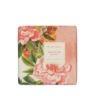 Mistral Mistral - Sparkling Peony Exquisite Florals Gift Soap