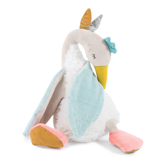 Moulin Roty Moulin Roty - Musical Goose Olga's Journey Plush