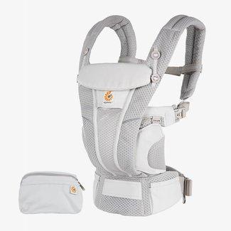 Ergobaby Ergobaby - Omni Breeze Baby Carrier, Pearl Grey