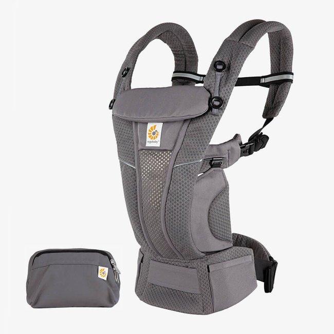 Ergobaby Ergobaby - Omni Breeze Baby Carrier, Graphite Grey