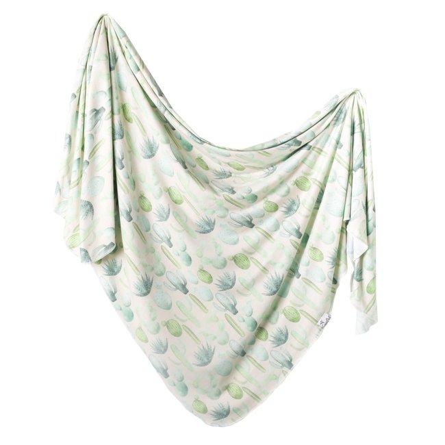 Copper Pearl Copper Pearl - Single Knit Blanket, Desert