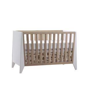 Natart Juvenile Nest Flexx - Classic Convertible Crib