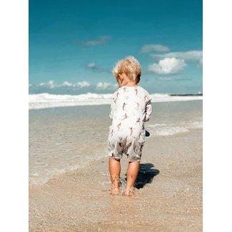 Little Yogi Little Yogi - Rashguard Swimsuit, Little Surfers