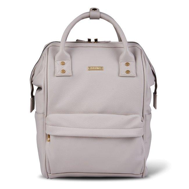 Bababing Bababing - Mani Backpack Diaper Bag, Blush Grey