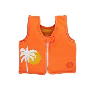 Sunny Life SunnyLife - Float Vest, Desert Palm, 2-3 years