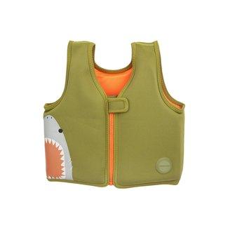 Sunny Life SunnyLife - Float Vest, Shark Attack