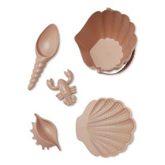 Konges Sløjd Konges Sløjd - Beach Toy Set, Rose Blush