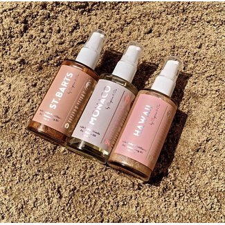 Caprice & Co Caprice & Co - Dry Shimmering Oil, Hawaii