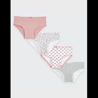 Mayoral Mayoral - Set of 4 Panties, Patterns, 4 years