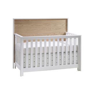 Natart Juvenile Nest Vibe - 5-in-1 Convertible Crib