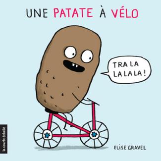 La courte échelle La Courte Échelle - Book, A Potato on a Bike