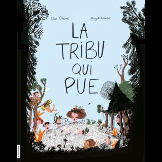 La courte échelle La Courte Échelle - Livre, La Tribu Qui Pue