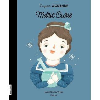 La courte échelle La Courte Échelle - Livre, Marie Curie