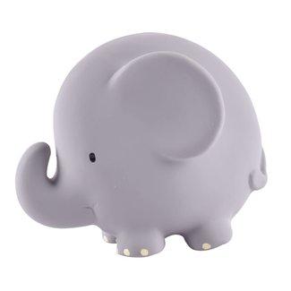 Tikiri Tikiri - Jouet de Dentition, de Bain et Hochet, Éléphant