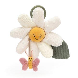 Jellycat Jellycat - Activity Toy, Daisy 9''