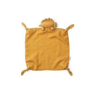 Liewood Liewood - Agnete Cuddle Cloth, Dino Yellow Mellow