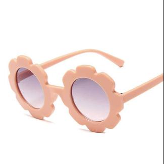 Miminoo Miminoo - Power Flower Sunglasses, Blush