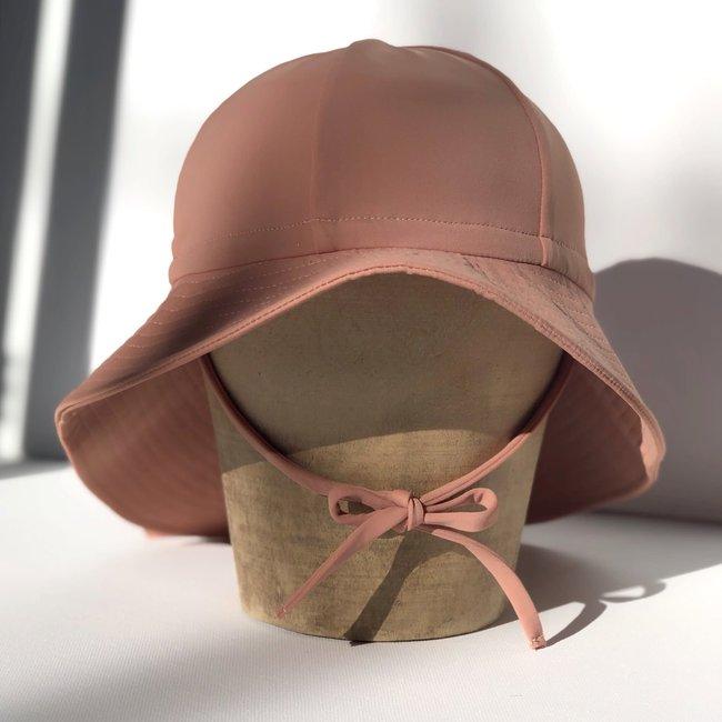 Fini. the label Fini. The Label - Floppy Sun Hat, Cocoa